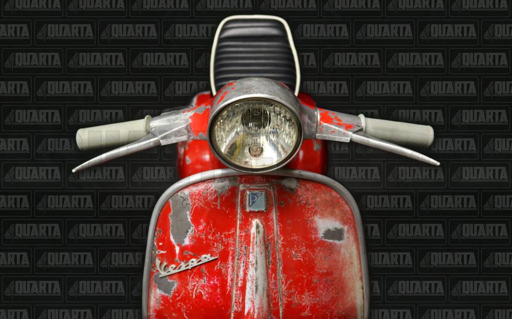 Vespa 90 SS 150 cc FALC by Quarta Lab
