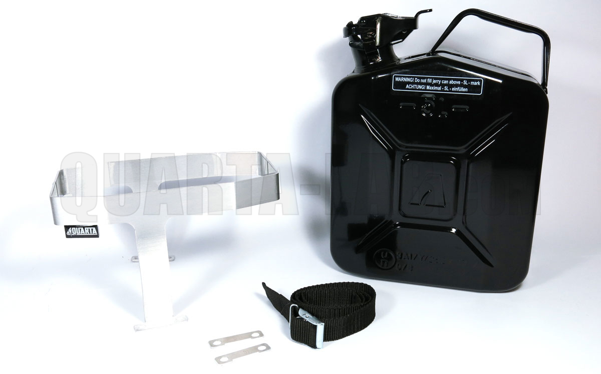 Kit Porta Tanica Quarta Lab per Vespa Smallframe, Et3, Special