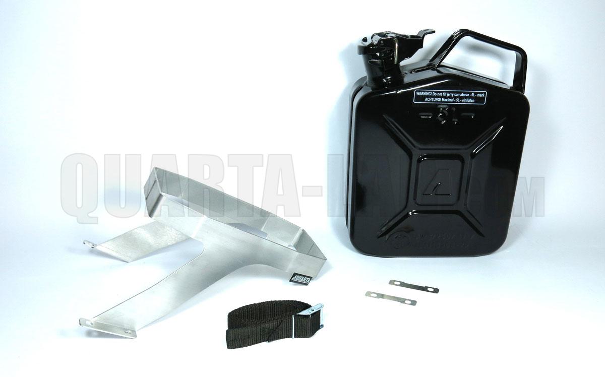 Kit Porta Tanica per Vespa PX by Quarta Lab