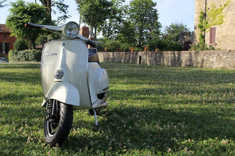 Vespa ET3 Evolution 180 cc FALC by Quarta Lab